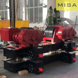 L'unità di elaborazione spinge la saldatura che gira Rolls per i contenitori a pressione del tubo del serbatoio, saldatrice