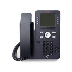 Teléfono IP de Avaya IX J169 secundaria a través del puerto Gigabit Ethernet dual 8 color rojo/verde botones LED