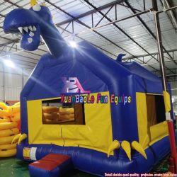 La Nouvelle-Zélande fait sur mesure les enfants de l'Amusement Park dinosaure gonflable Bounce House