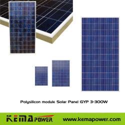 Gyp220W lange Lebensdauer TUV-polykristalline hohe Leistungsfähigkeit PV-Solarbaugruppe