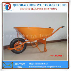 يدهن معدن صينيّة عربة يد صناعيّ