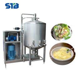 Máquina de emulsionar pomada de Gelados Vácuo Misturador Homogeneizadora maionese