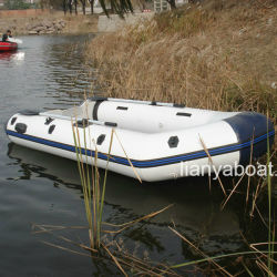 Liya 2m a 6,5 metros de botes inflables Bote Plegable Portátil China