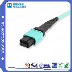 MPO MTPネットワークファイバーの光学パッチ・コード