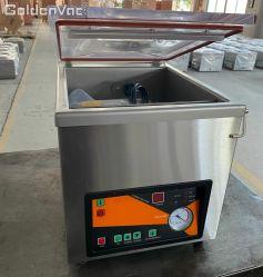 Упаковка продуктов питания машины вакуумные герметичность резьбовых соединений, упаковочные машины (DZ-350M(020насос)