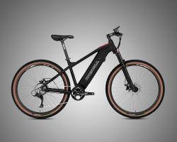 Bicicletta elettrica a batteria nascosta da 350 W e 500 W.