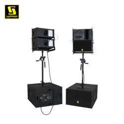 Vr10&S30 Topos de 10 polegadas e 15 polegadas Profissional Subs Powered sistema de coluna linear activa e profissional de palco para interior e exterior