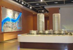 Het architecturale Model Maken van Commercieel Model (jw-13)