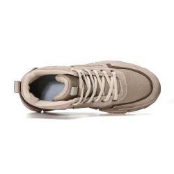 ملابس رياضية جيدة البيع تسمح بمرور الهواء أزياء غير رسمية الركض الرجالي في الخطوط الرومانية أحذية