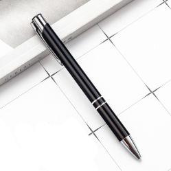 Multicolor Pen-Multi plume couleur métal stylo multifonctions stylo à bille noir, bleu stylo à bille, stylo à bille rouge