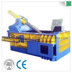 Металлолом гидравлический прессование нажимает механизма (CE)