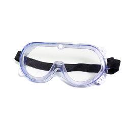 Fabrik-Preis-Antinebel-schützende Sicherheits-Schutzbrillen, Anti-Leck Augenschutz-Sicherheitsgläser