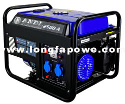 Generatore a benzina silenzioso da 2 kw omologato CE Loncin