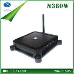 Game Station N380 CPU 800MHz, Arm11, Storage 256MB, RAM 128MB, 24비트용 Thinclient PC