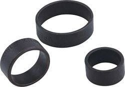 3/4 de pulgada de tubo Pex anillo de crimpado de cobre