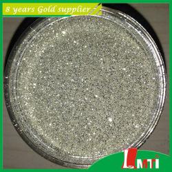 Верхней Части высокого класса Shinny Silver Блестящие цветные лаки порошок