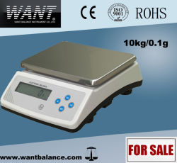 (20kg/1g) Under Weighing Hook를 가진 Commercial Balance