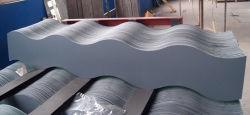 4мм серебристого цвета в форме волны стекло наружного зеркала заднего вида