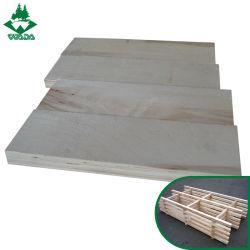 Paletes de madeira para a embalagem LVL 2X4 Lumber Embalagem LVL Lats