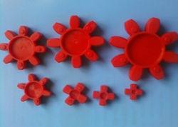 Ragno elastico di GS, di dispositivo di accoppiamento di GS, ragno elastico dell'unità di elaborazione, accoppiamento del poliuretano per il compressore d'aria