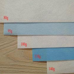 100% polyester/ nontissé spunbonded à des fins industrielles et l'Agriculture