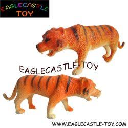 Горячая продажа ПВХ Tiger игрушкой, игрушка животных, магазин подарков, игрушек детские игрушки, образование игрушка (CXT13865)