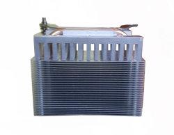 Perfil de aluminio con base del radiador con sinterizado de cobre de tubos de calor