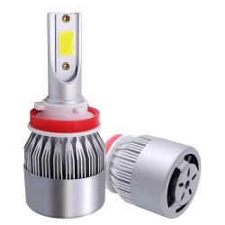 Super brillante faro coche Turbo bombilla LED 19007 9005 9006 Super brillante lámpara de luz de niebla