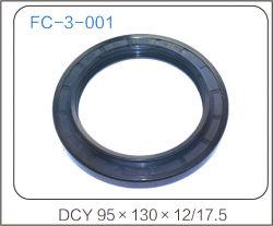 Высокопроизводительный портативный резиновые FPM Tc Тип масляного уплотнения используется двигатель