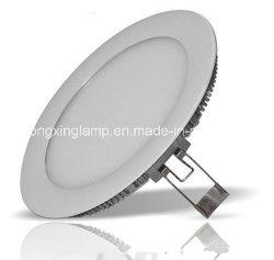 Lampe de panneau ronde de l'éclairage de panneau de DEL 18W DEL