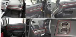 Carobn Fiber Car Interrior Trims für Subaru Legacy (Liberty) 2010