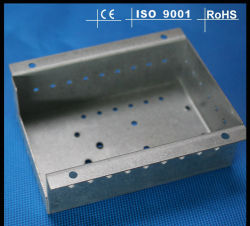 Aluminium plaatmetalen onderdelen stempelproduct