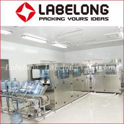 5갤런 / 20L 배럴 병 Pure/Drinking Water Filling/Bottling/Packing Production Machine