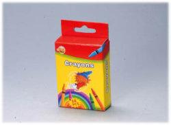 24 PCS vários Color Crayon Non-Toxin