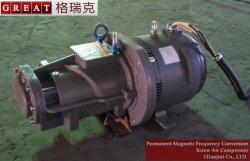 Frequência magnético permanente de partes separadas do Compressor rotativo