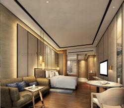 Dubai utiliza hecho personalizado de gama alta de aluminio fundido de nuevo diseño de muebles de bambú en el Hotel Hilton