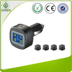 고품질 발광 다이오드 표시 4 센서 무선 타이어 압력 감시