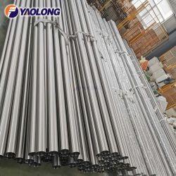 2 tubo sanitario saldato dell'acciaio inossidabile di pollice 304 di 1/2 con montaggio