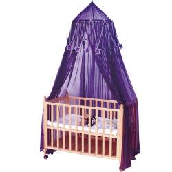 製造業者の寝具は100%年のポリエステル大人の流行の安い蚊帳をセットした