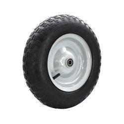 Ar RoHS pneumáticos das rodas roda de borracha para Carrinho Ferramenta 14' ' X3.50-8