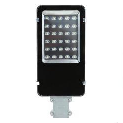 Marcação RoHS LED de alta potência de luz Rua Solar PI65 40W/60W/80W/100W/120W de energia Solar Luz de Rua