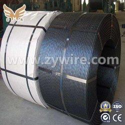 12,7mm/15,2mm Hochfeste PC Steel Strand von chinesischen Lieferanten