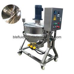 صنع وفقا لطلب الزّبون كهربائيّة تدفئة قلّاب آليّة يطبخ يميّل غلاية [جكتد]