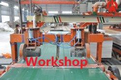 Fabricante de máquina de fabricación de cartón de fibra de cemento/paneles de hormigón reforzado con fibra de máquina/Línea de producción de hoja de techos de cartón ondulado