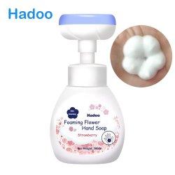 250/500ml cheira a espuma antibacteriano Floral Lava Higienizador mão sabão líquido loção de mão