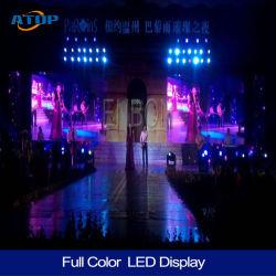 P7.62 Interior SMD LED de cores de tela do monitor