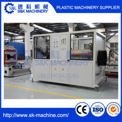 Lista de precios de tubería de PVC máquina extrusora de plástico HDPE Línea de producción de tubos