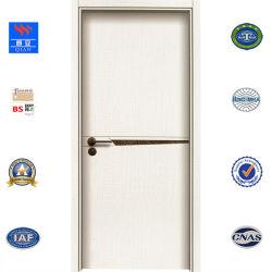 الباب الخشبي الداخلي MDF الباب الخشبي المقاوم للماء الباب الخشب باب الخشب عازلة للصوت لفندق، Shتبريد، المستشفى، شقة
