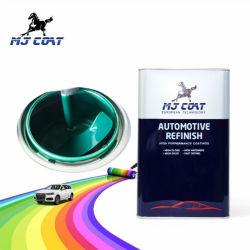 Fornecedor de fábrica de poliuretano acrílico para repintura automóvel rápida secagem
