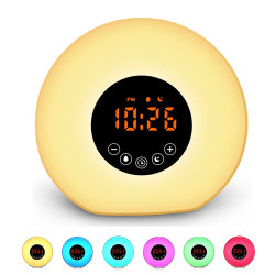 Wake-up Light будильник с восходом солнца / Закат моделирование